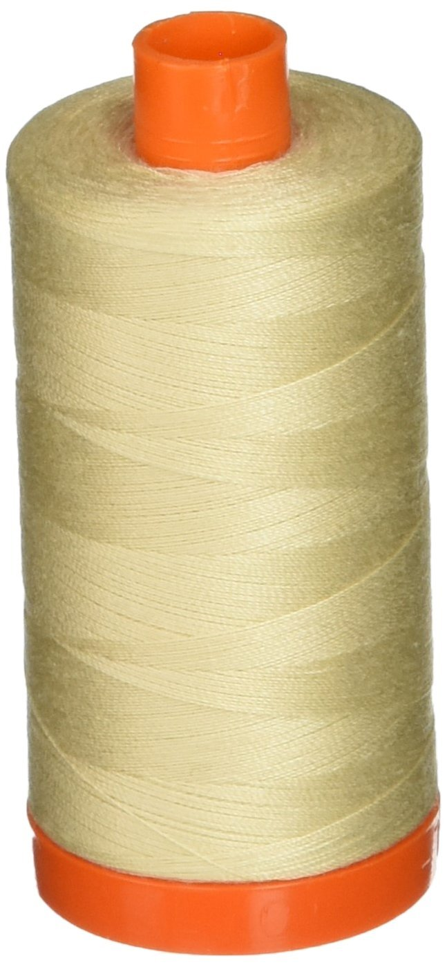2310 Lt Beige - Aurifil 50 WT 100% Cotton Mako Large Spool Thread
