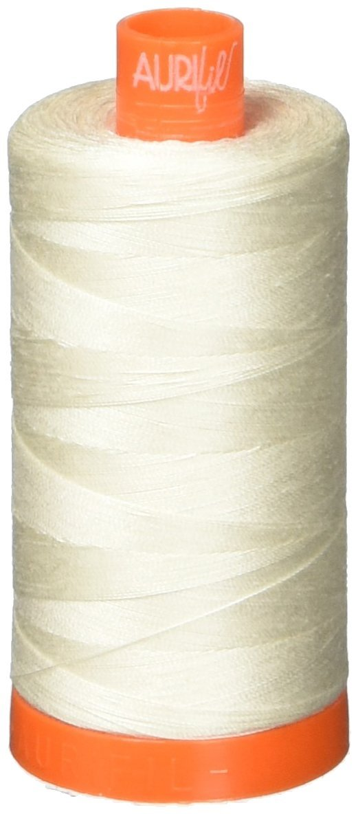 2311 Muslin - Aurifil 50 WT 100% Cotton Mako Large Spool Thread