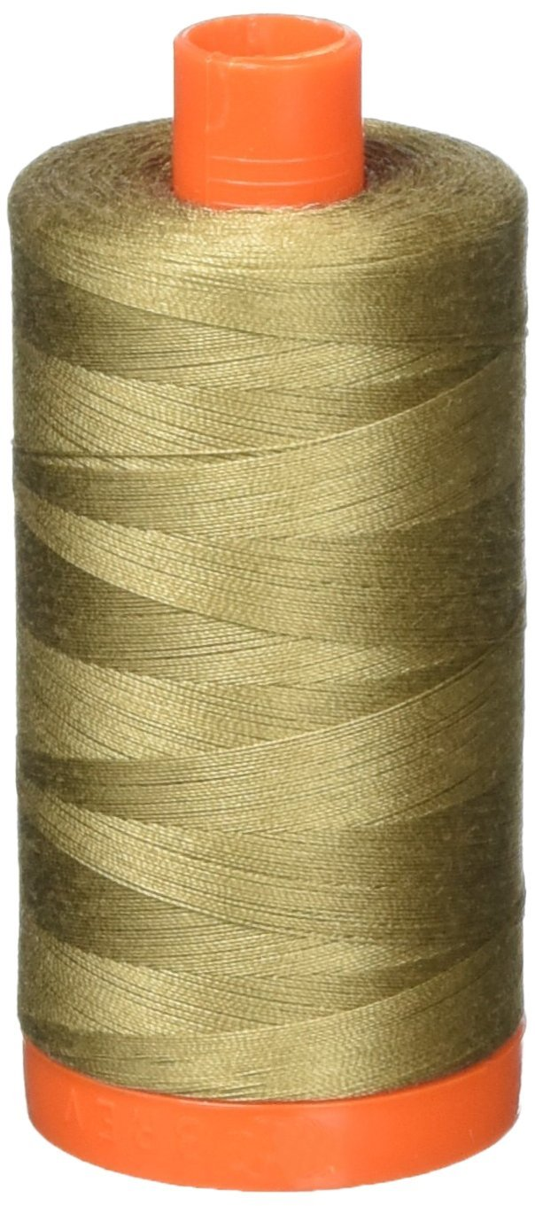 2370 Sandstone - Aurifil 50 WT 100% Cotton Mako Large Spool Thread