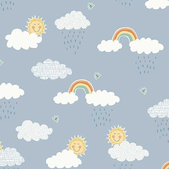 Counting Sheep Rainbows and Clouds