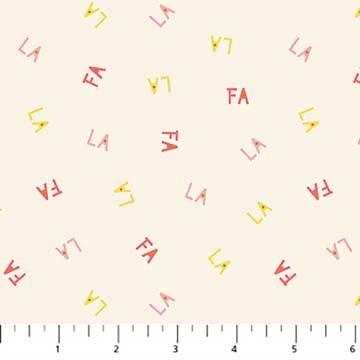 Polar Magic Letters Beige by FIGO