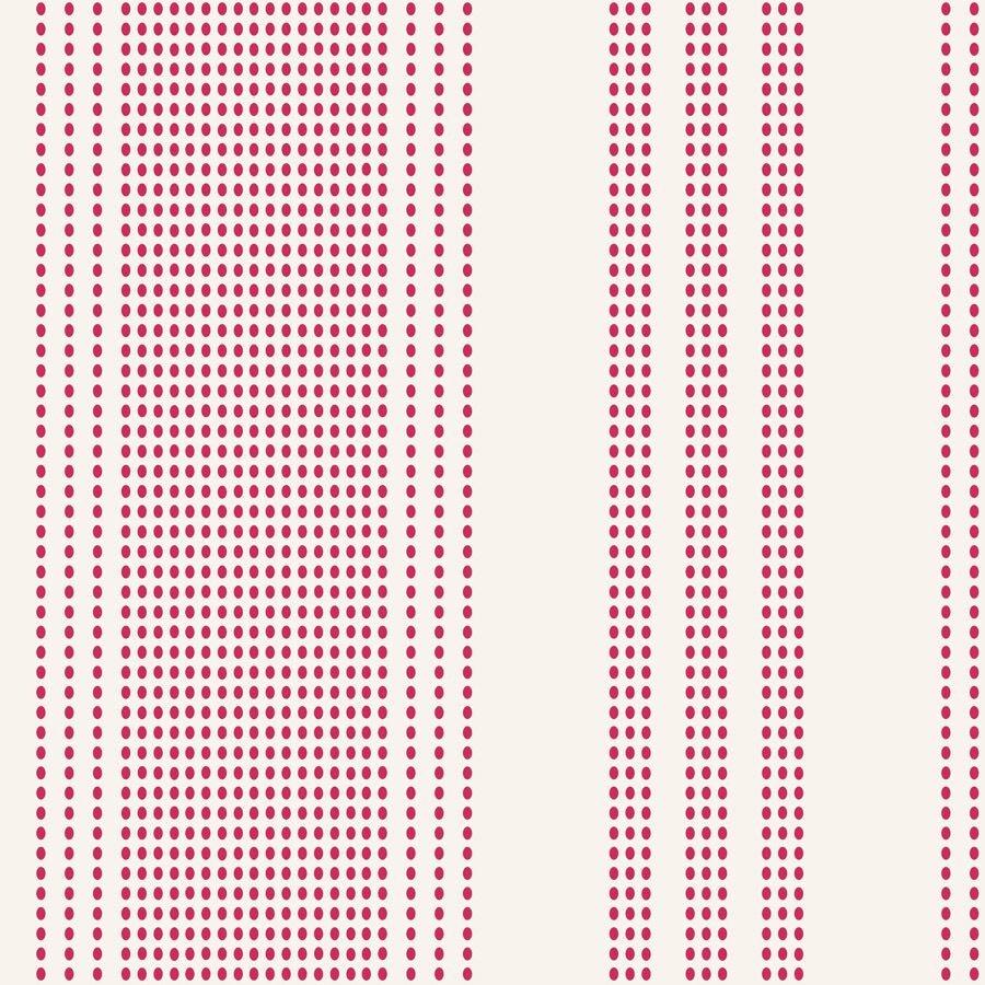 Tilda-Shortcake Stripe Red