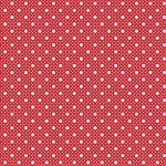 Storytime 30s Dots Red