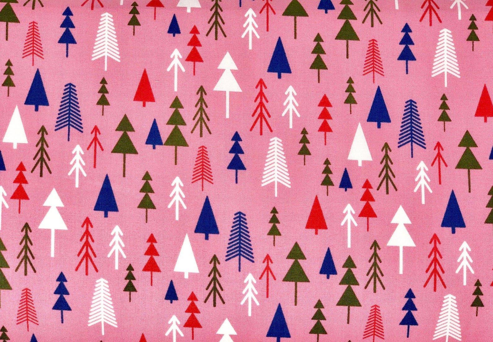 Merry and Bright ~ Dashwood Studio  Christmas Trees