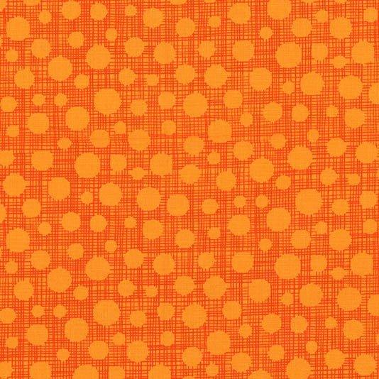 Hash Dot - Orange