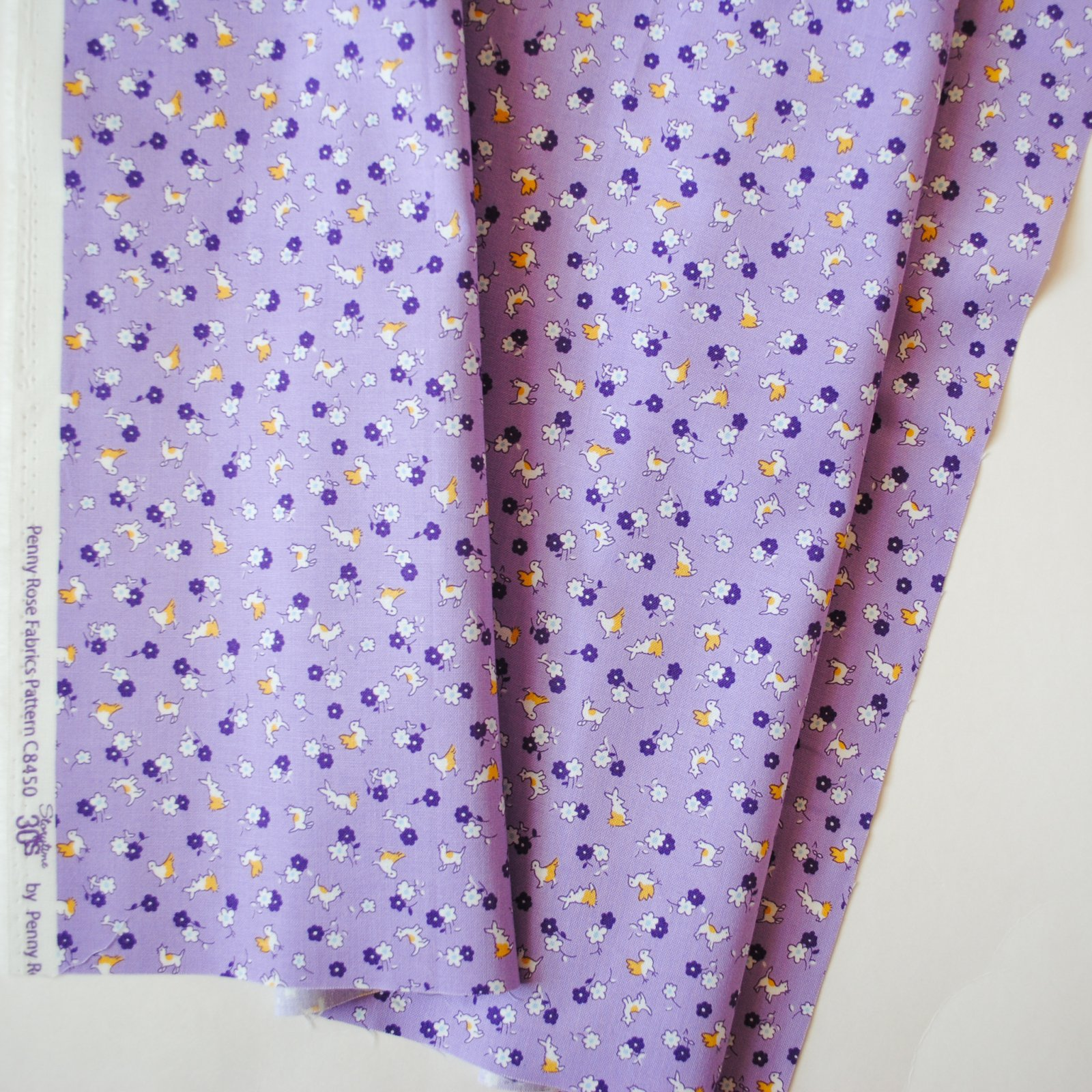Storytime 30s Animals Purple