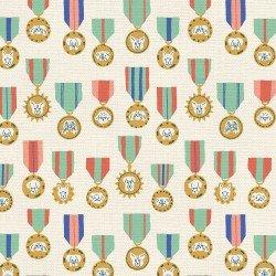 Best In Show Medals-Cream