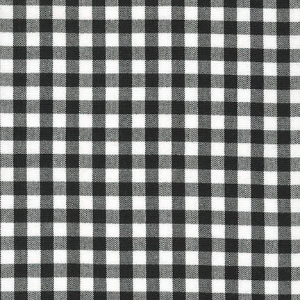 Carolina Gingham-Black