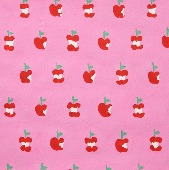 Apple a Day Pink
