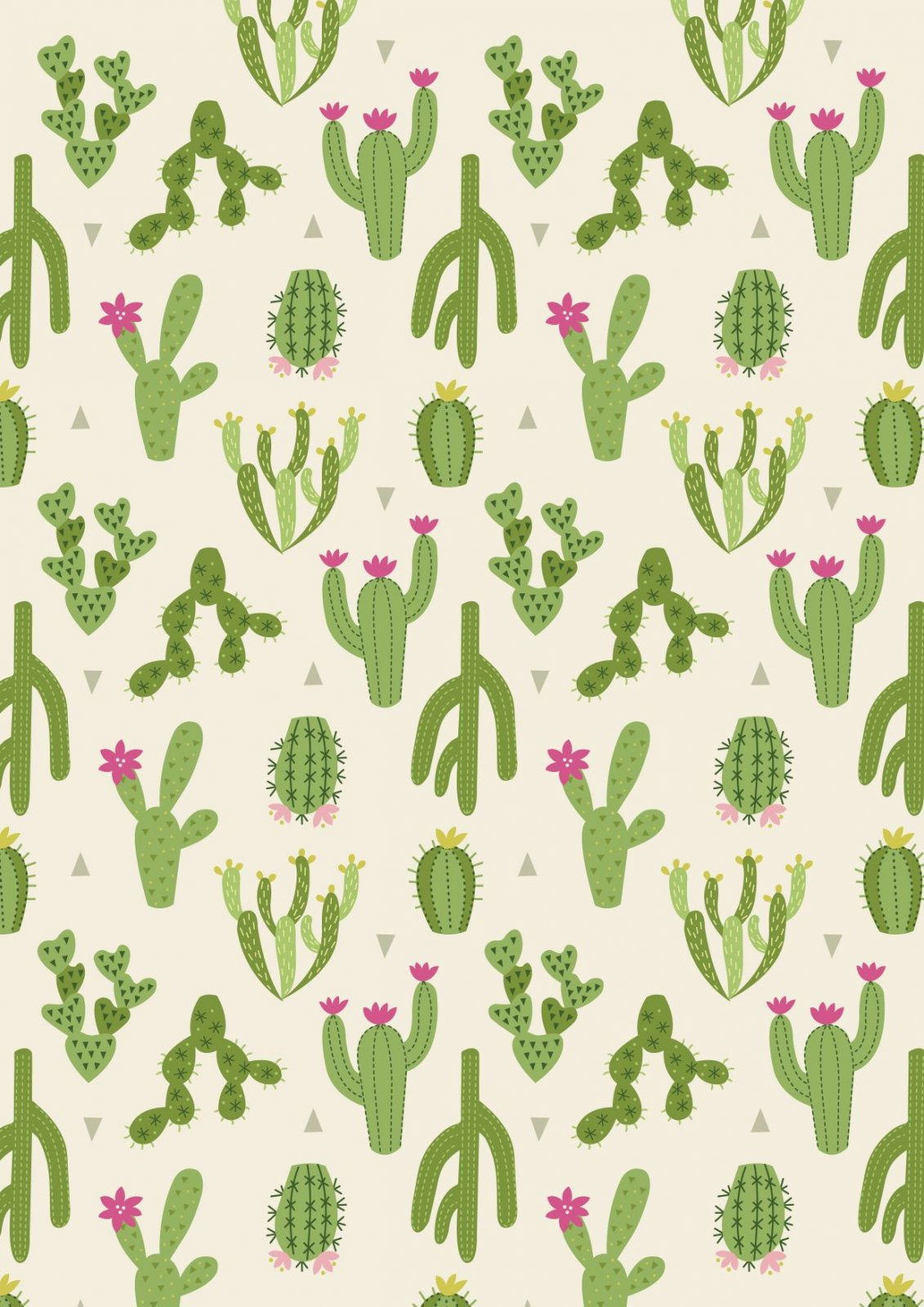 KNIT - Green Cactus Jersey