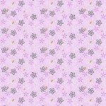 Glitter Daisy Lavender