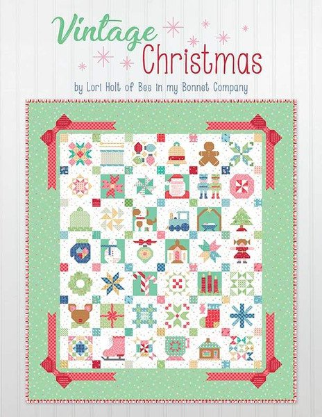 Its Sew Emma Vintage Christmas Book by Lori Holt
