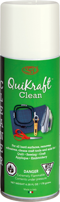 QuiKraft Clean 6.28 oz Siliconi