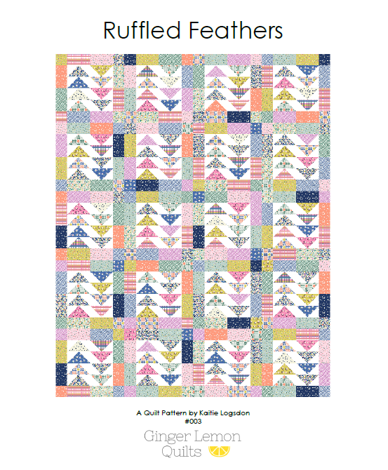 Ruffled Feathers Quilt Pattern