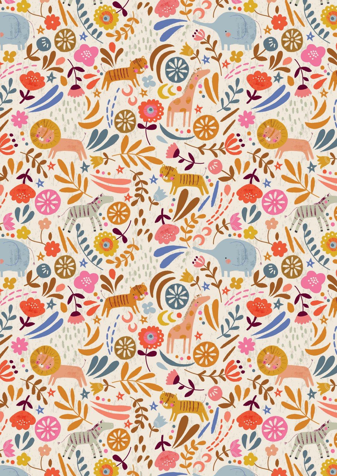 Dashwood Studio Meadow Safari by  Louise & Paper Clothi SAFA1364