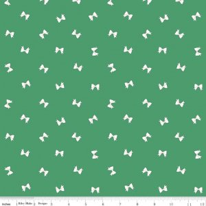 Derby Day Ribbon Green