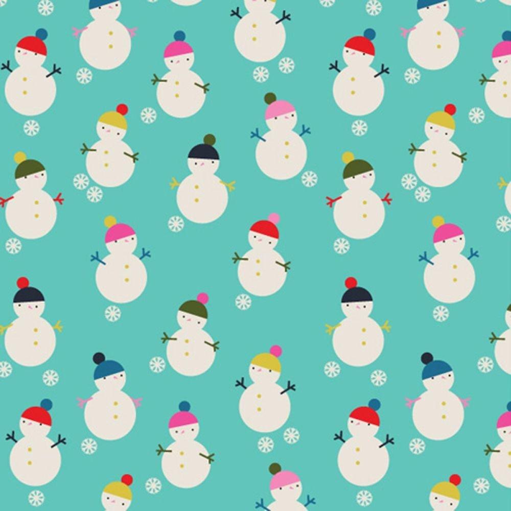 Merry and Bright ~ Dashwood Studio  Snowmen