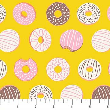 Yellow Donuts