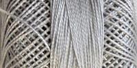 Presencia Perle Cotton #16 - Shell Grey (8728)