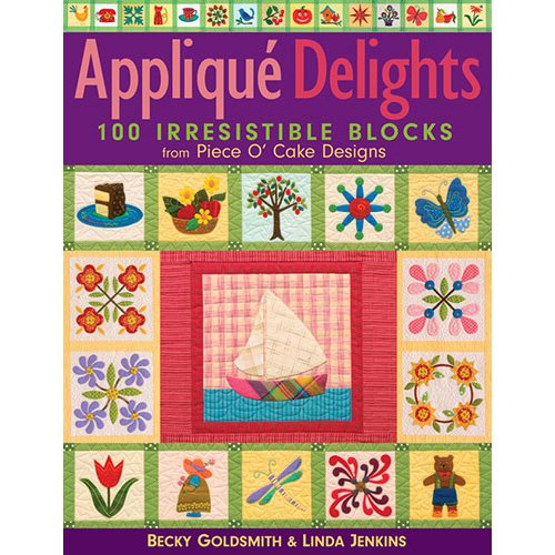 Applique Delights (Print-On-Demand)
