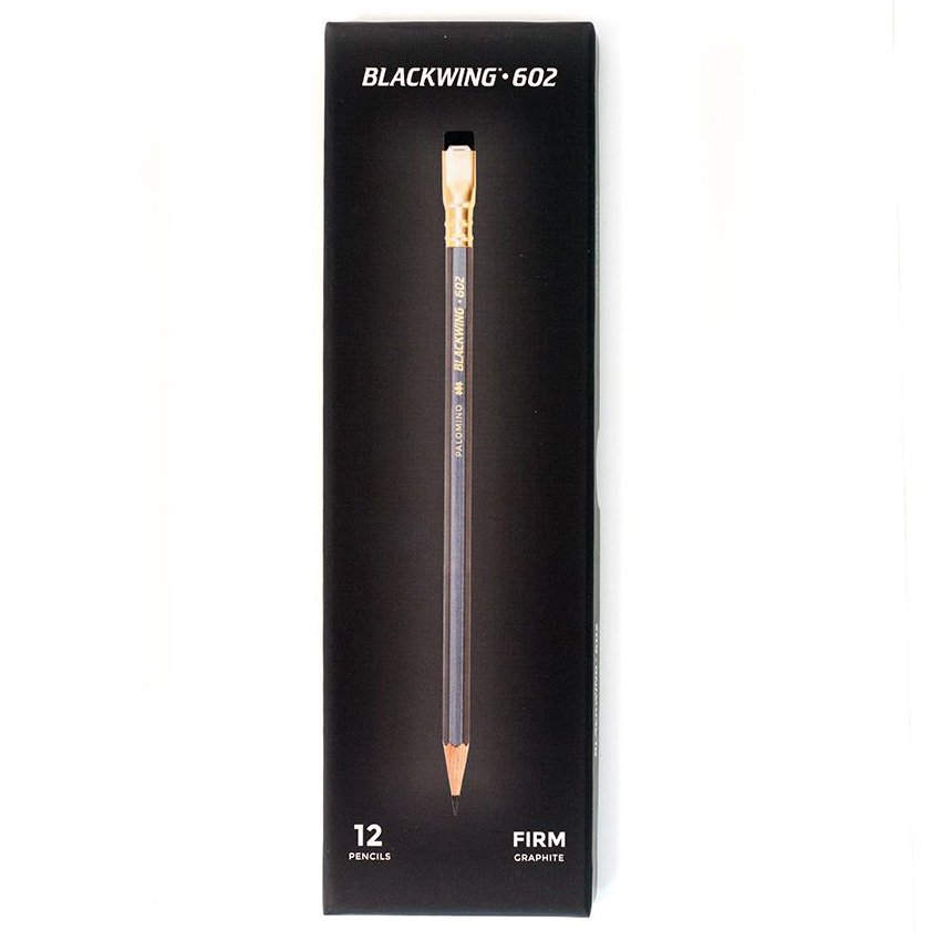 Blackwing 602 Pencils - Firm - Box of 12
