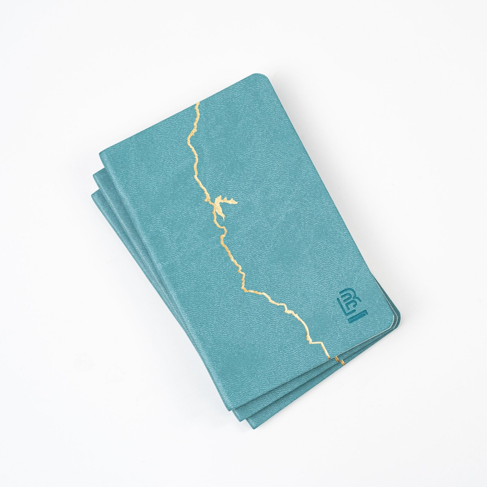 Blackwing Clutch 840 Volumes Notebooks (Set of 3 - Blank x1, Ruled x1, Dot Grid x1)