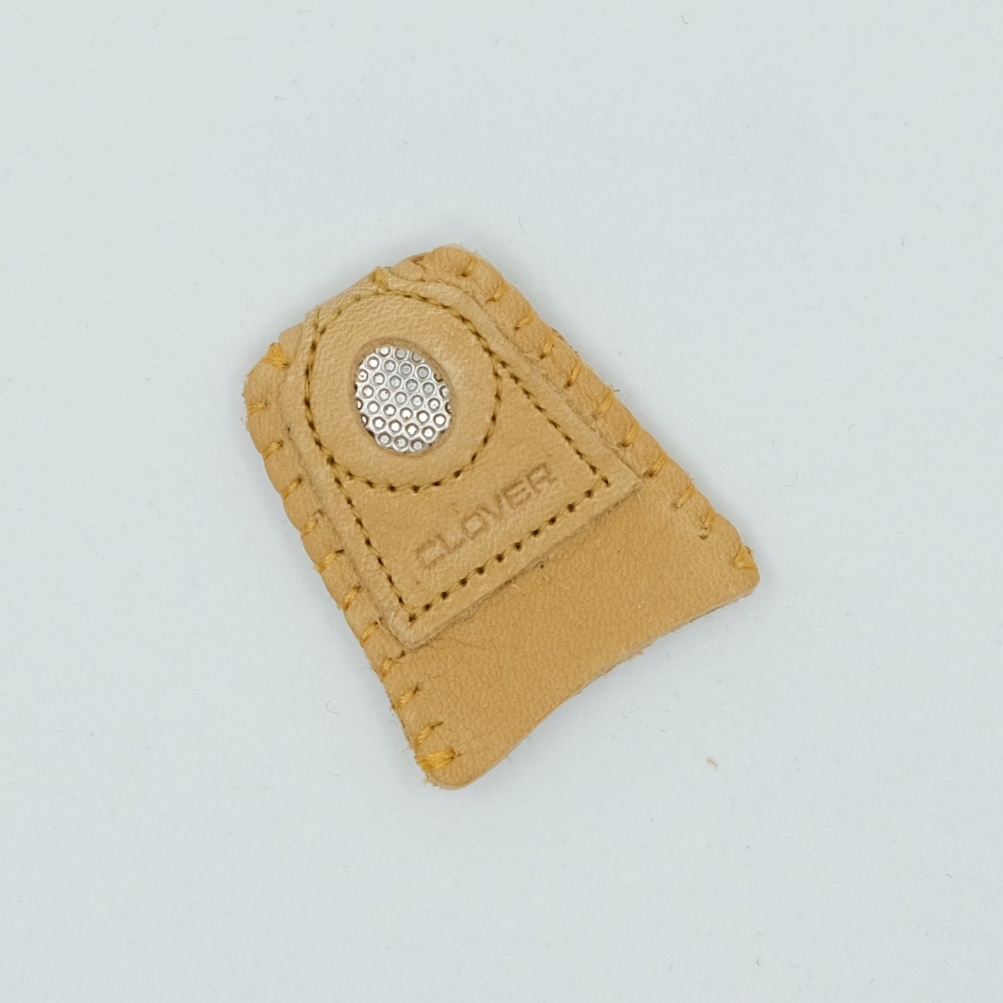Coin Leather Thimble by Clover