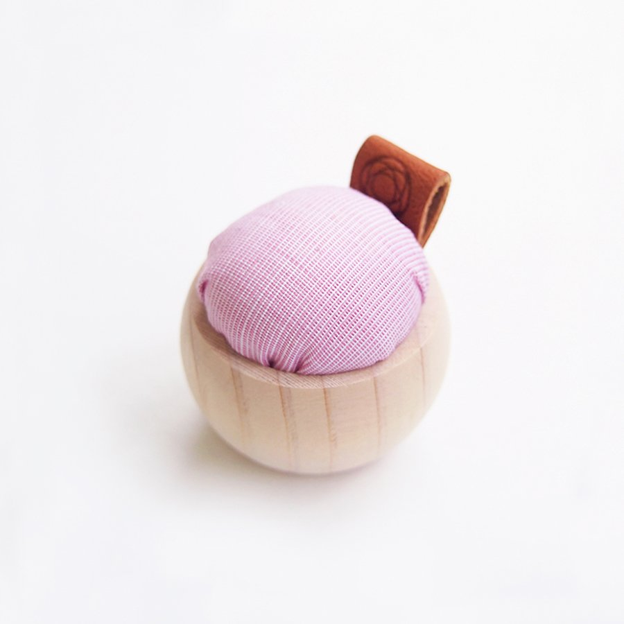 Cypress & Banshu Pin Cushion in Pink