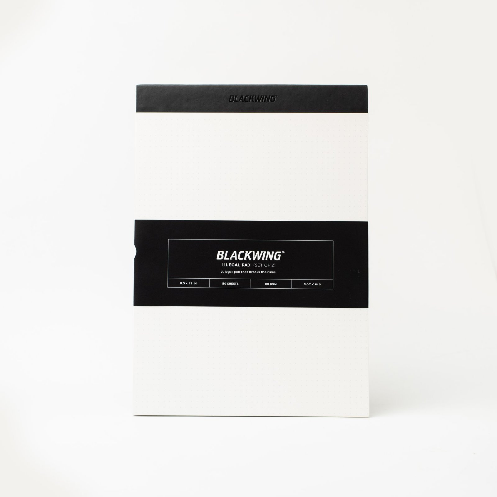 Blackwing Illegal Pad - Set of 2 - Dot Grid Pages