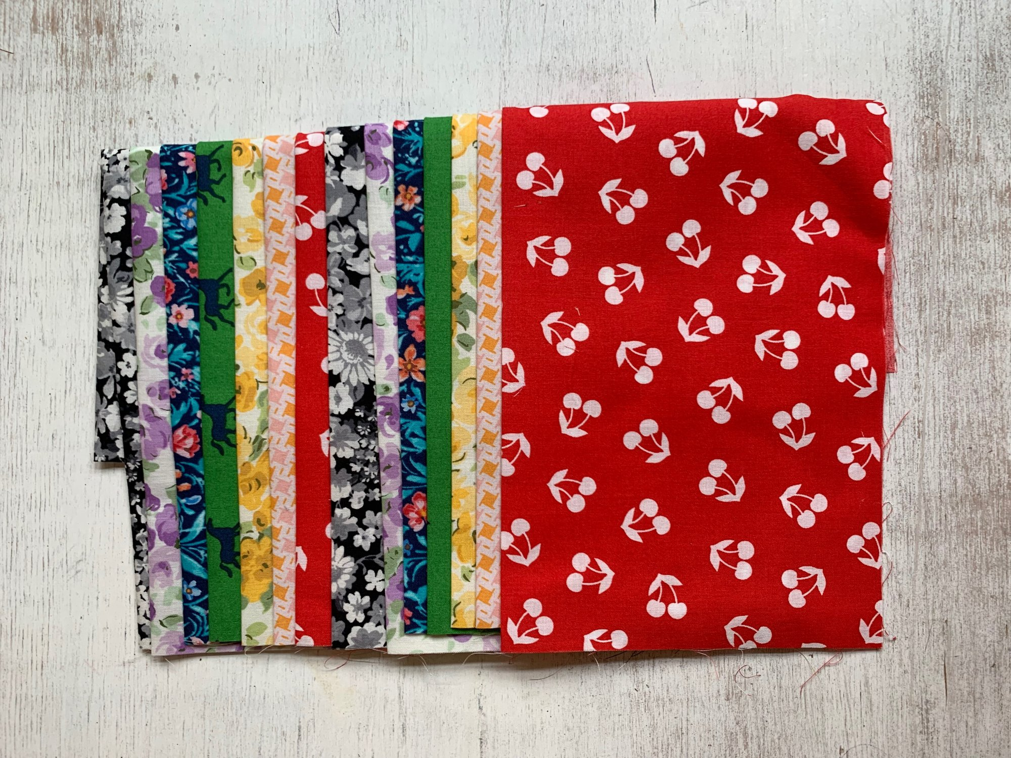 Cotton Lawn Fabric Grab Bag