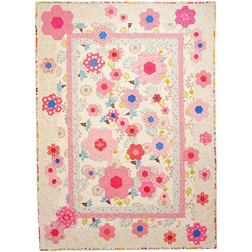 Magen's Flower Garden Downloadable Pattern