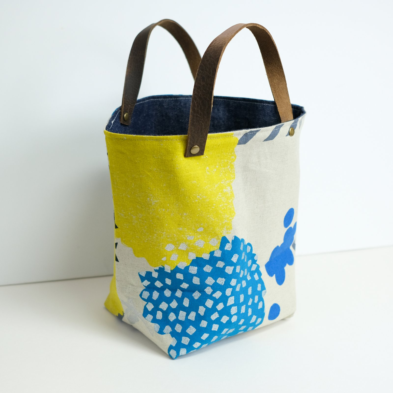 Matilde Reversible Project Tote - Geometric