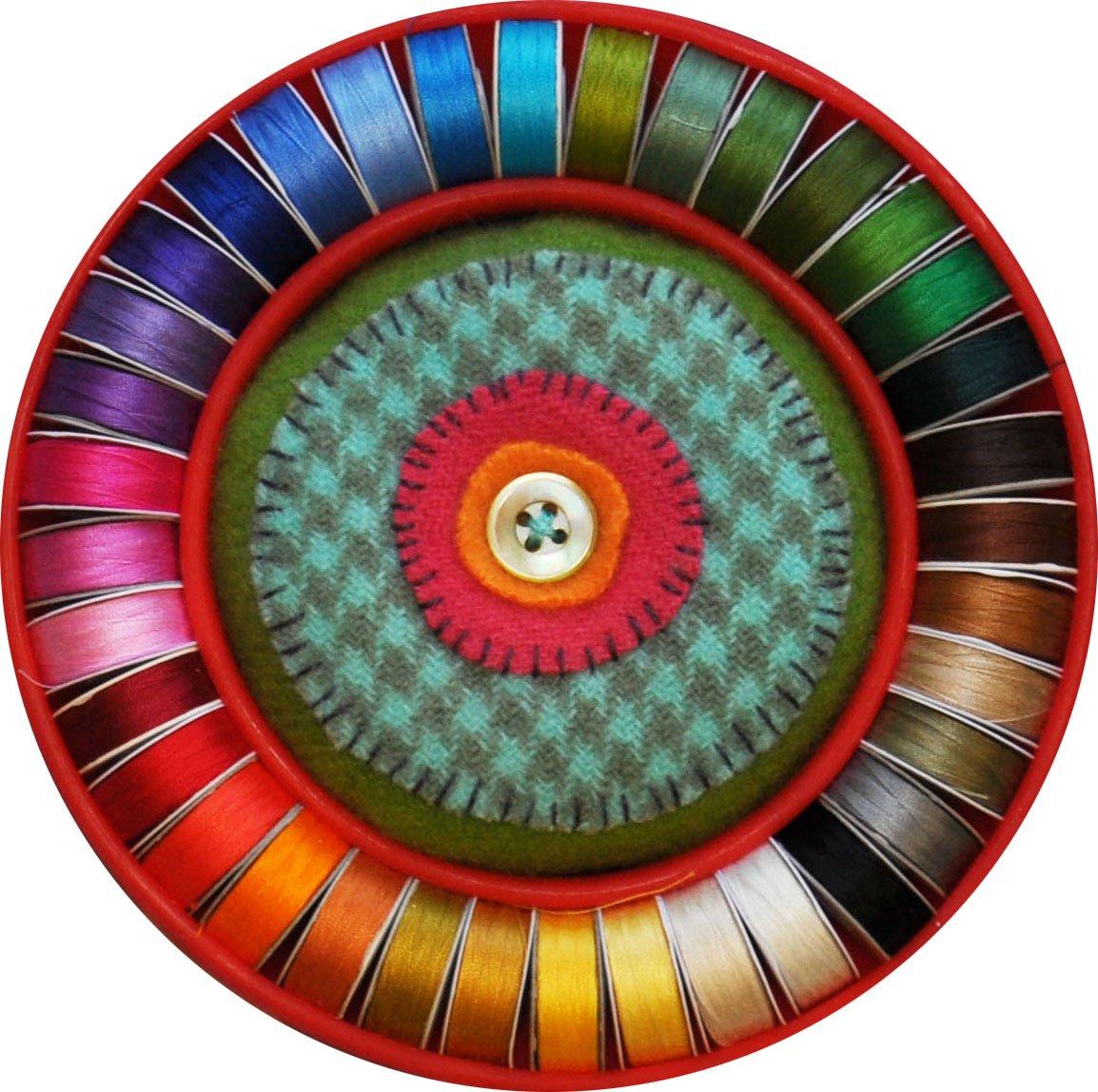 Bagel Pincushion  - A Free Digital Download