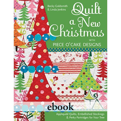 Quilt A New Christmas Digital Download eBook
