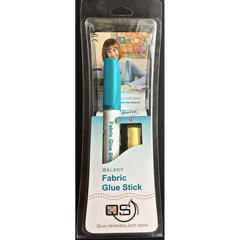 Quilters Select Glue Pen - Yellow