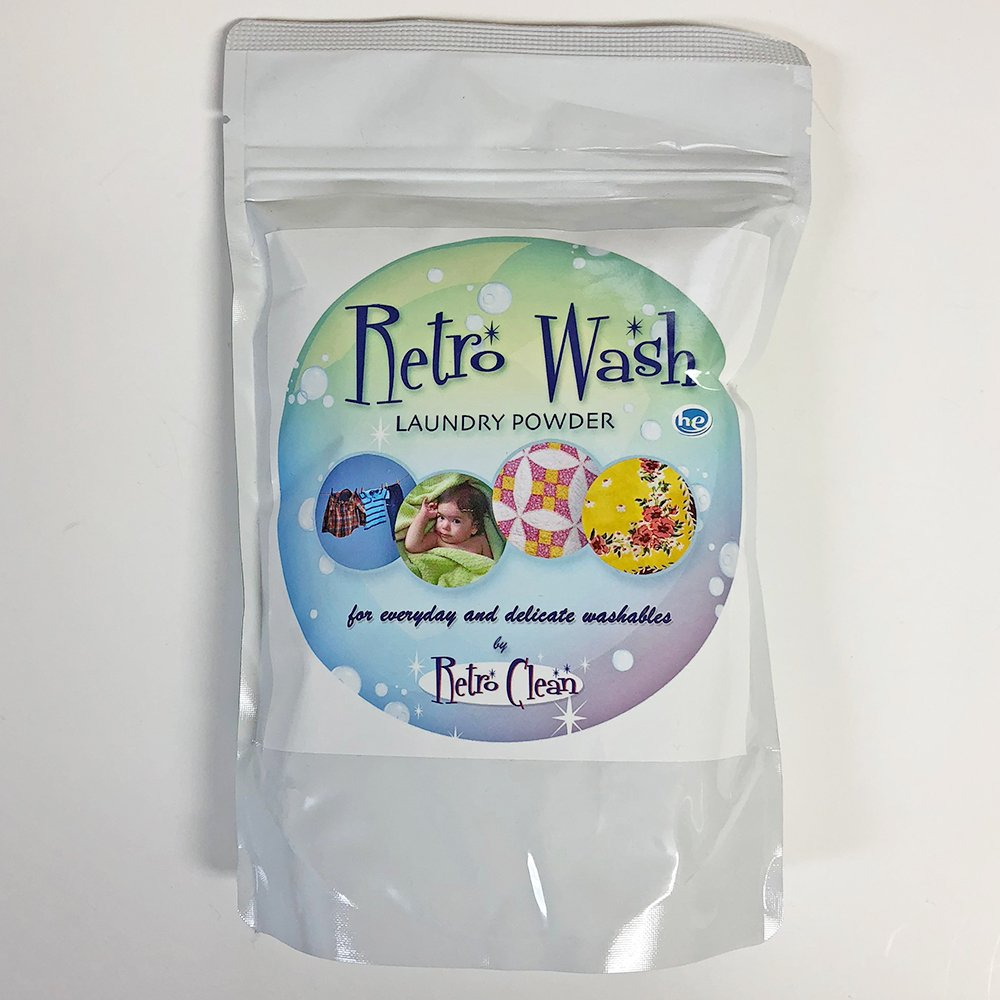 Retro Wash Laundry Powder - 1 lb