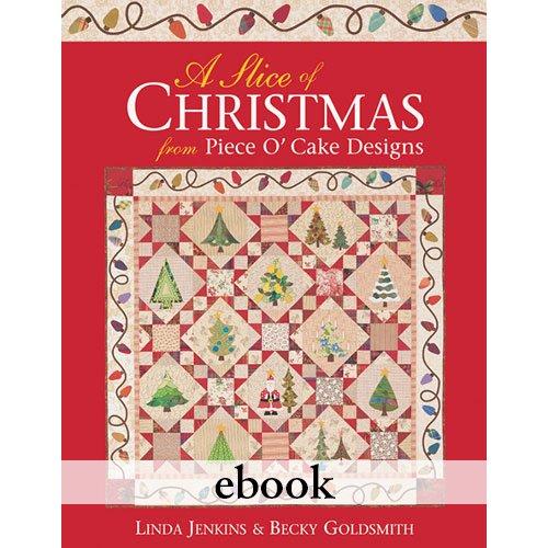 A Slice of Christmas Digital Download eBook