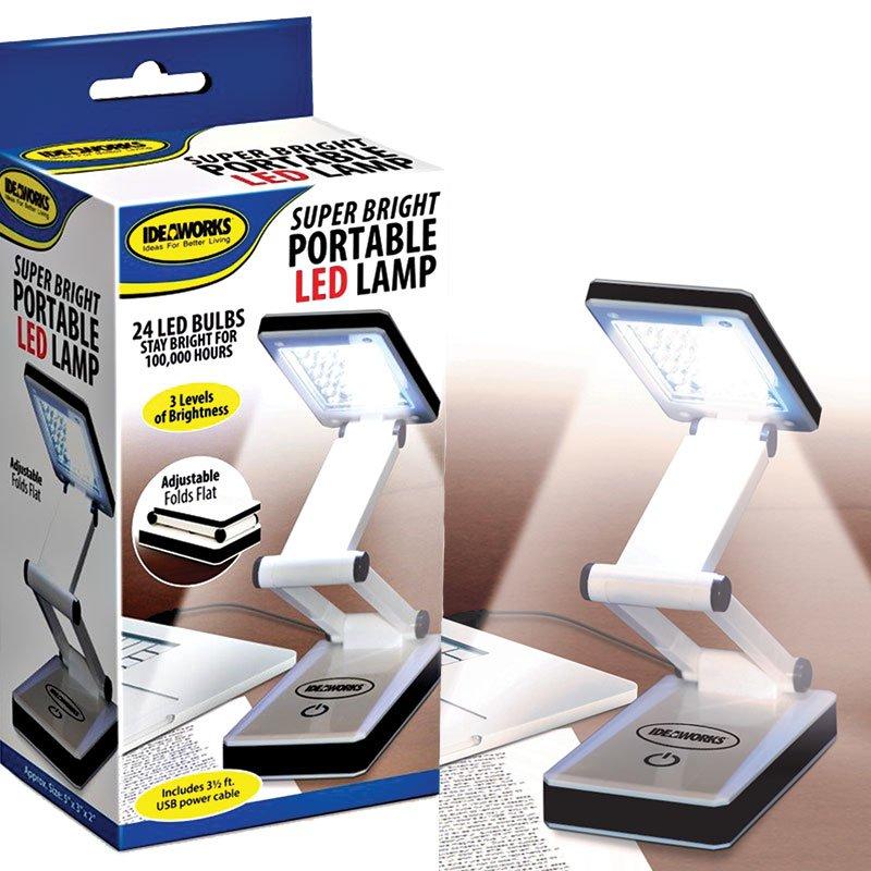 Super-Bright Portable LED Light
