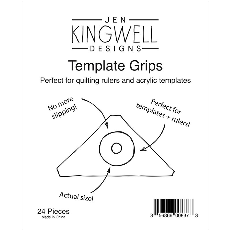 Template Grips 24ct from Jen Kingwell Designs