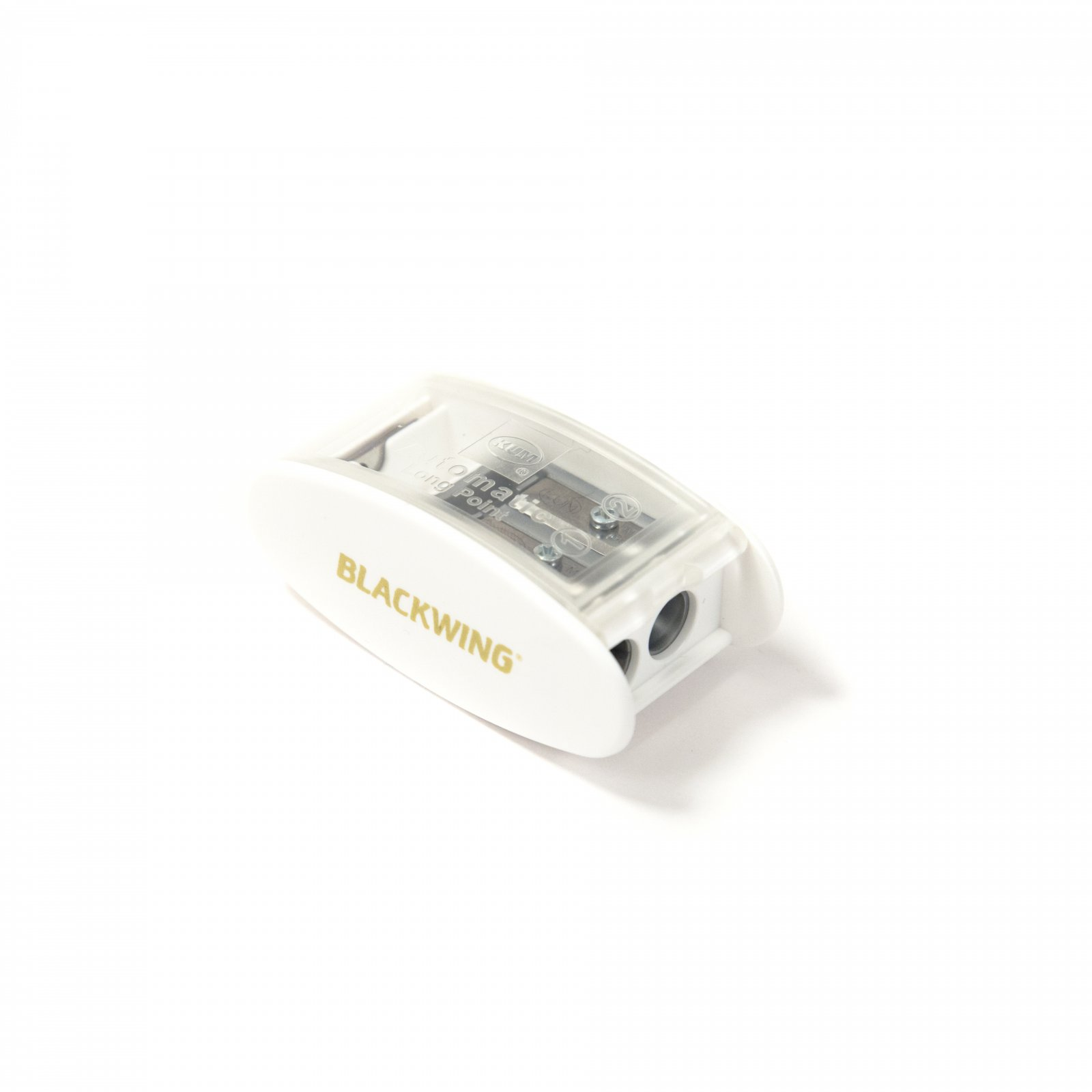 Long-Point Pencil Sharpener by Blackwing - White