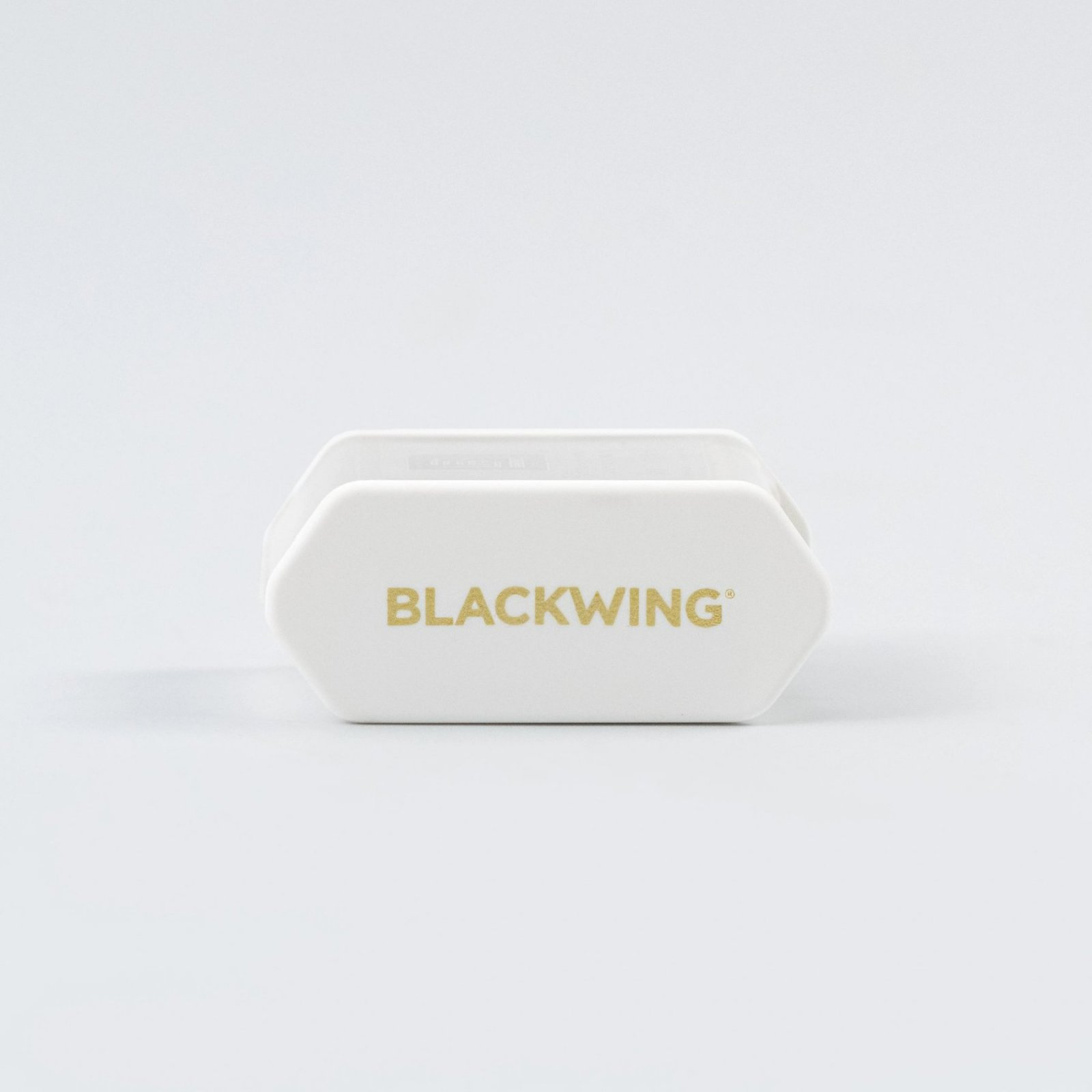 New Long-Point Pencil Sharpener by Blackwing - White
