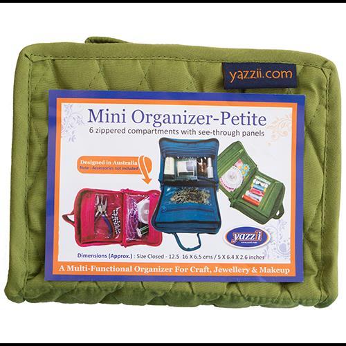 Yazzii Petite Mini Organizer - Green