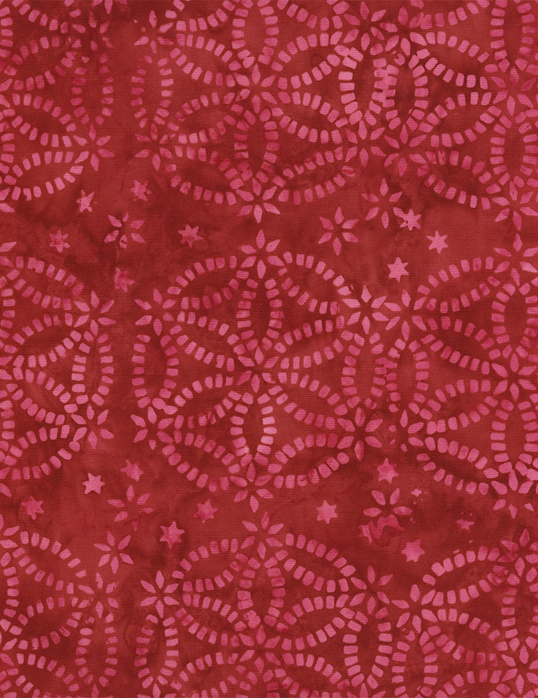 Timeless Treasures Tonga Rose