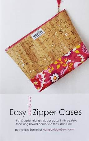 Easy StandUp Zipper Case