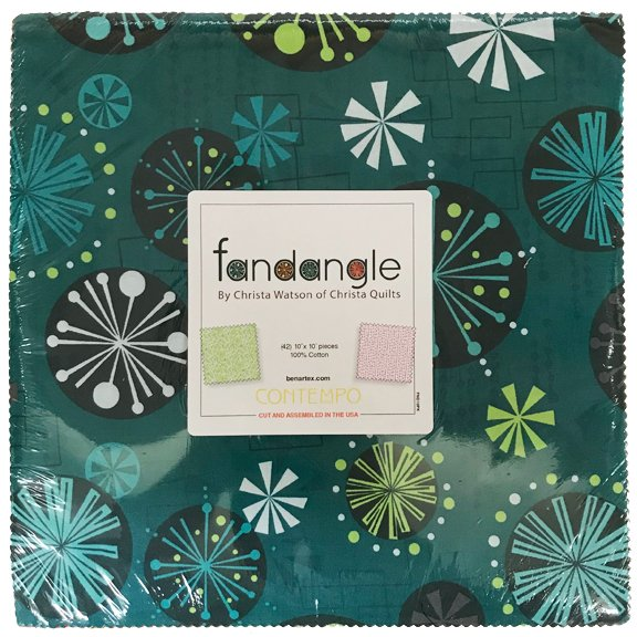 Fandangle 10x10 Pack