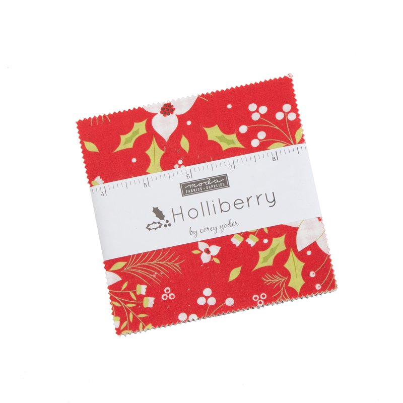 Holliberry Charm Pack