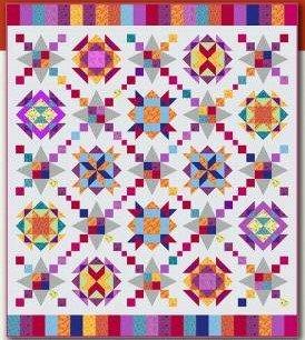 Kaleidoscope BOM