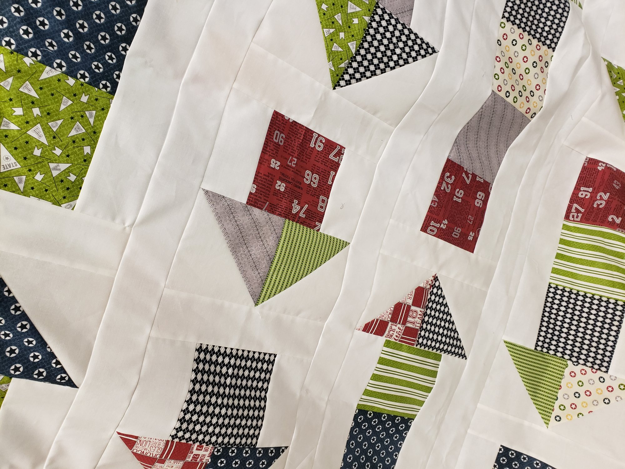 On The Move Quilt Kit