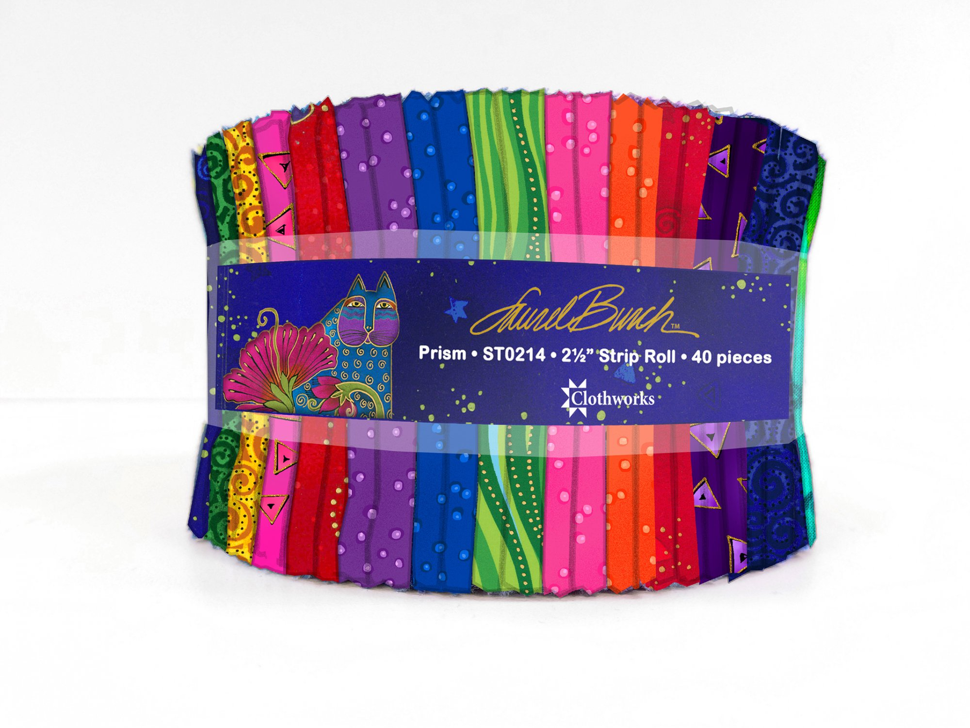 Laurel Burch Strip Roll