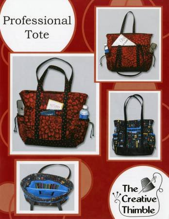 Professional Tote Pattern